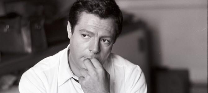 Marcello Mastroianni. Italian Style, International Icon